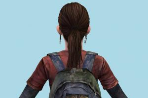 The Last Of Us - Ellie Girl